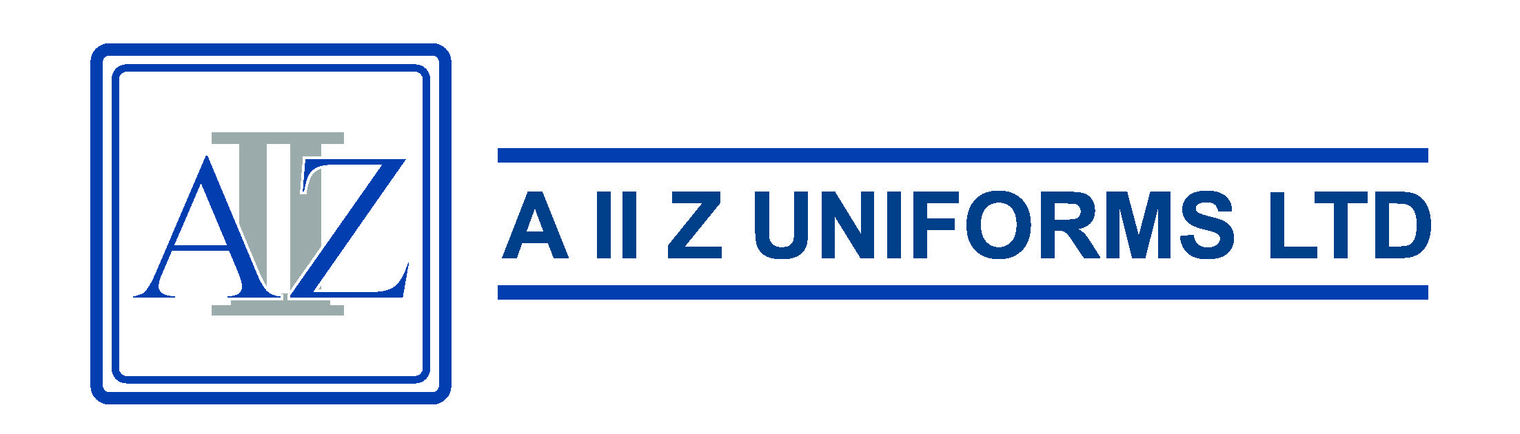 A II Z Uniforms Logo